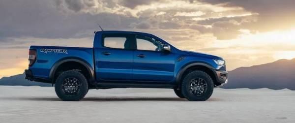 Новый Ford Ranger Raptor 2020, фото, цена, характеристики