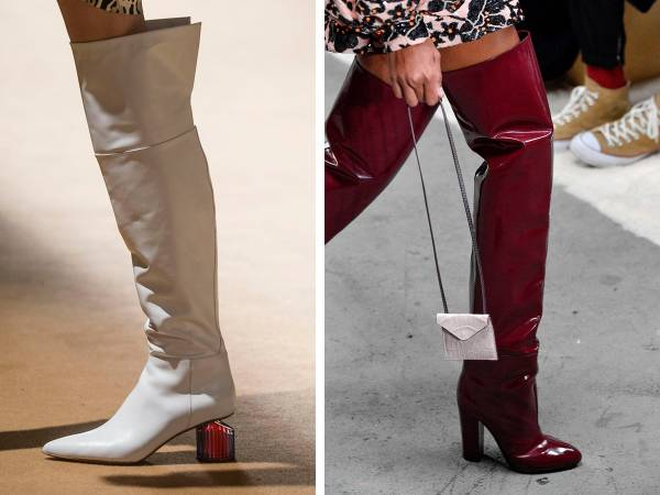 Все тренды осень-зима 2018-2020 – что модно в этом сезоне?