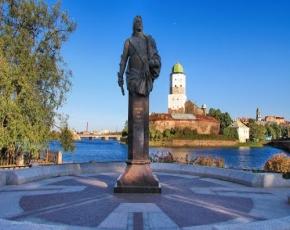 Тур по России из Санкт Петербурга