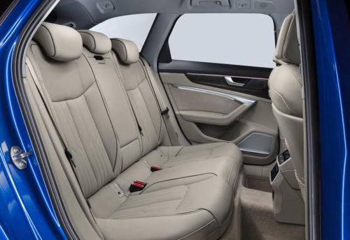 Новый Audi A6 Avant 2018-2020 фото, видео и цена А6 универсал характеристики