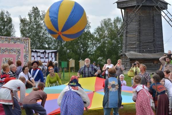 Международный Фестиваль Лоскутного Шитья — Суздаль