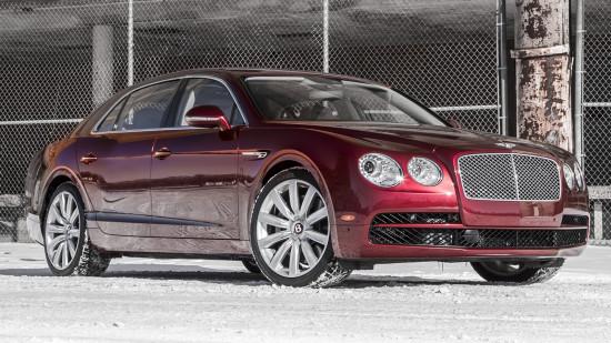 Bentley Flying Spur (2018-2020) цена и характеристики, фотографии и обзор