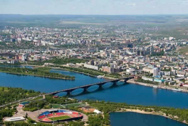 День города Красноярск в 2020 году