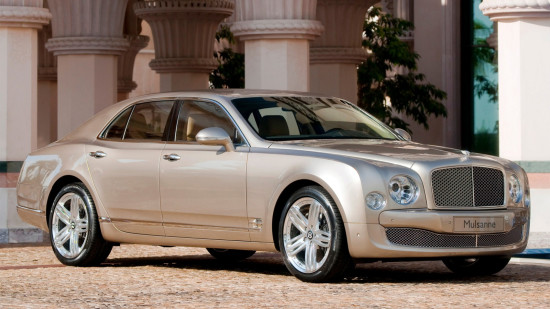 Bentley Mulsanne (2018-2020) цена и характеристики, фотографии и обзор