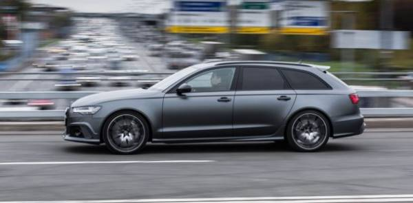 Новый Audi RS6 2020: фото, цена и технические характеристики Avant, старт продаж в России