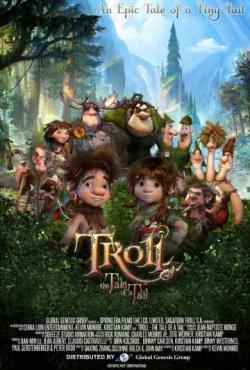 Тролль: Невероятное путешествие в мир людей мультфильм 2019 смотреть онлайн бесплатно в хорошем качестве hd 720