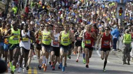 Boston Marathon 2020