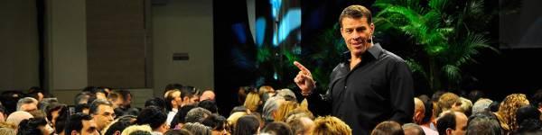 Тони Роббинс: Семинар Раскрой свой скрытый потенциал в ЛОНДОНЕ 11-14 апреля 2020