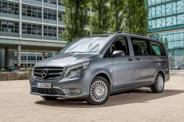 Мерседес Вито 2018-2020 — фото, цена, характеристики нового Mercedes-Benz Vito 3