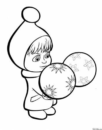 Новогодние раскраски 2020 для детей и взрослых на Новый год: бесплатно скачать и распечатать ✏ Рисунки карандашом поэтапно