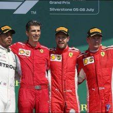 Гран При Великобритании: Гонка — все новости Формулы 1 2018