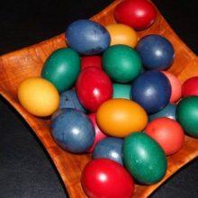 Когда красить яйца и печь куличи на Пасху в 2020 году — Религиозные праздники