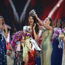 Определена победительница «Мисс Вселенная»: Люди: Из жизни