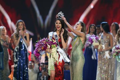 Мисс Вселенная 2019
