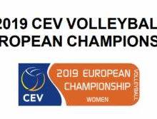ЧЕ-2019 по волейболу Женщины: расписание