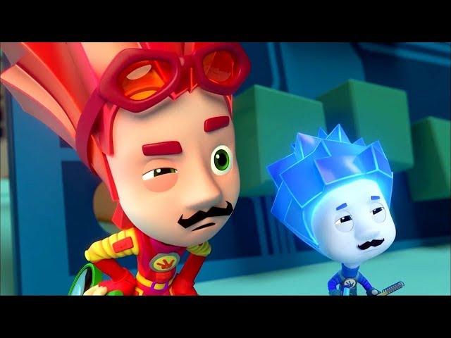 Фиксики против Кработов (мультфильм 2020) смотреть онлайн бесплатно в хорошем качестве hd 720