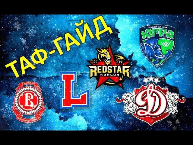 Хоккей: КХЛ 2018