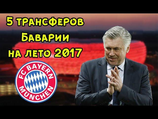 Состав ФК Баварии Мюнхен на сезон 2018-2020