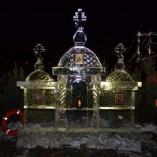 18 января 2020 года Крещенский сочельник и навечерие Богоявления