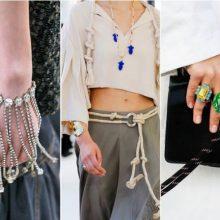 Тренды в деталях: самые модные аксессуары весны и лета 2020, Marie Claire