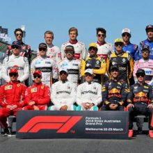 Составы команд 2020: Контракты и слухи — все новости Формулы 1 2018