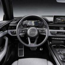 Audi слегка обновила семейство А4