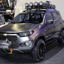 Новая Chevrolet Niva (Шевроле Нива) 2019, фото, цена