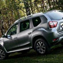 Nissan Terrano 2020, новый, фото, цена