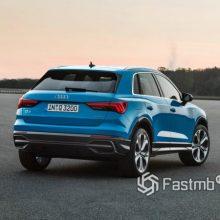 Audi Q3 2020: характеристики, цена, фото и видео-обзор