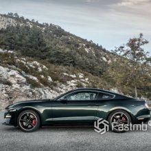 Ford Mustang Bullitt 2020: характеристики, цена, фото и видео-обзор