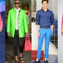 Что будет модным для мужчин весной-летом 2020