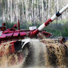 В конкурсе — Танковый биатлон — 2019 — примут участие женские экипажи боевых машин — Армия и ОПК