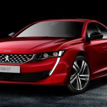 Peugeot 508 (2018-2020) цена и характеристики, фотографии и обзор