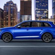 Audi Q7 2020 новый кузов, цены, комплектации, фото, видео тест-драйв