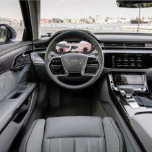 Audi A8 (2018-2020) цена и характеристики, фотографии и обзор