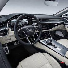 Audi A7 Sportback 2018-2020 фото видео, цена комплектации Ауди А7 Спортбэк 2 поколения, отзывы владельцев авто