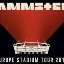 RAMMSTEIN — EUROPE STADIUM TOUR 2020 — Rammstein