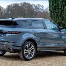 Range Rover Evoque (2018-2019) цена и характеристики, фотографии и обзор