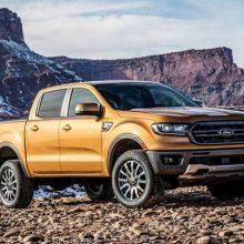 Новый Ford Ranger 2018-2020 фото видео, цена комплектации, пикап Форд Рейнджер, отзывы владельцев авто