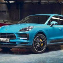 Porsche Macan 2018-2020 фото видео цена комплектации Порше Макан, отзывы владельцев авто