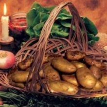 Великий пост 2020: календарь питания по дням для мирян