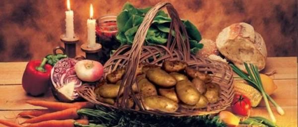 Пост 2019 великий календарь питания