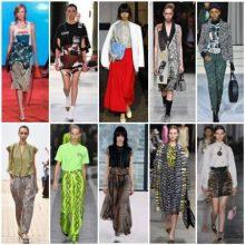 Что будет модно в 2020 году: главные тренды недель моды — Make Your Style