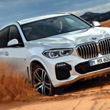 Новый BMW X6 2020, фото, цена, характеристика