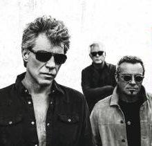 Концерт Bon Jovi в Москве — купить билеты