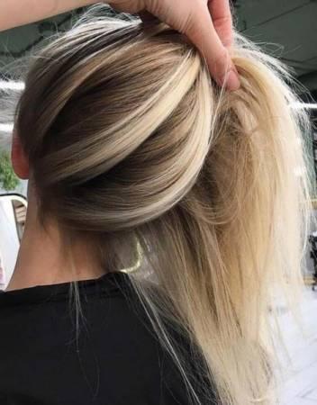 Модные цвета волос 2019 женские