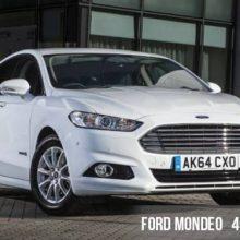 Ford Mondeo 2020, новый Мондео, фото, характеристики, цена