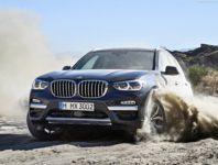 БМВ Х3 2018-2020 — фото и цена, видео, характеристики новой модели BMW X3 (G01)