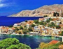 Греция отдых 2019 все включено