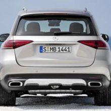 Мерседес ГЛЕ 2020 УЖЕ В РОССИИ! в новом кузове фото цена и комплектация, характеристики